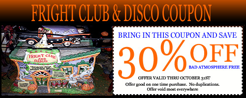 Fright Club & Disco