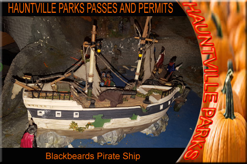 Blackbeards Pirate Ship